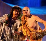 Obra de teatro 'Las ranas' de Pepe Viyuela