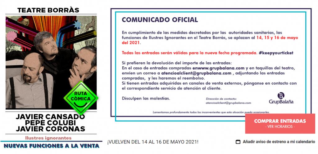 Ilustres_ignorantes_nuevas_fechas_chao_management