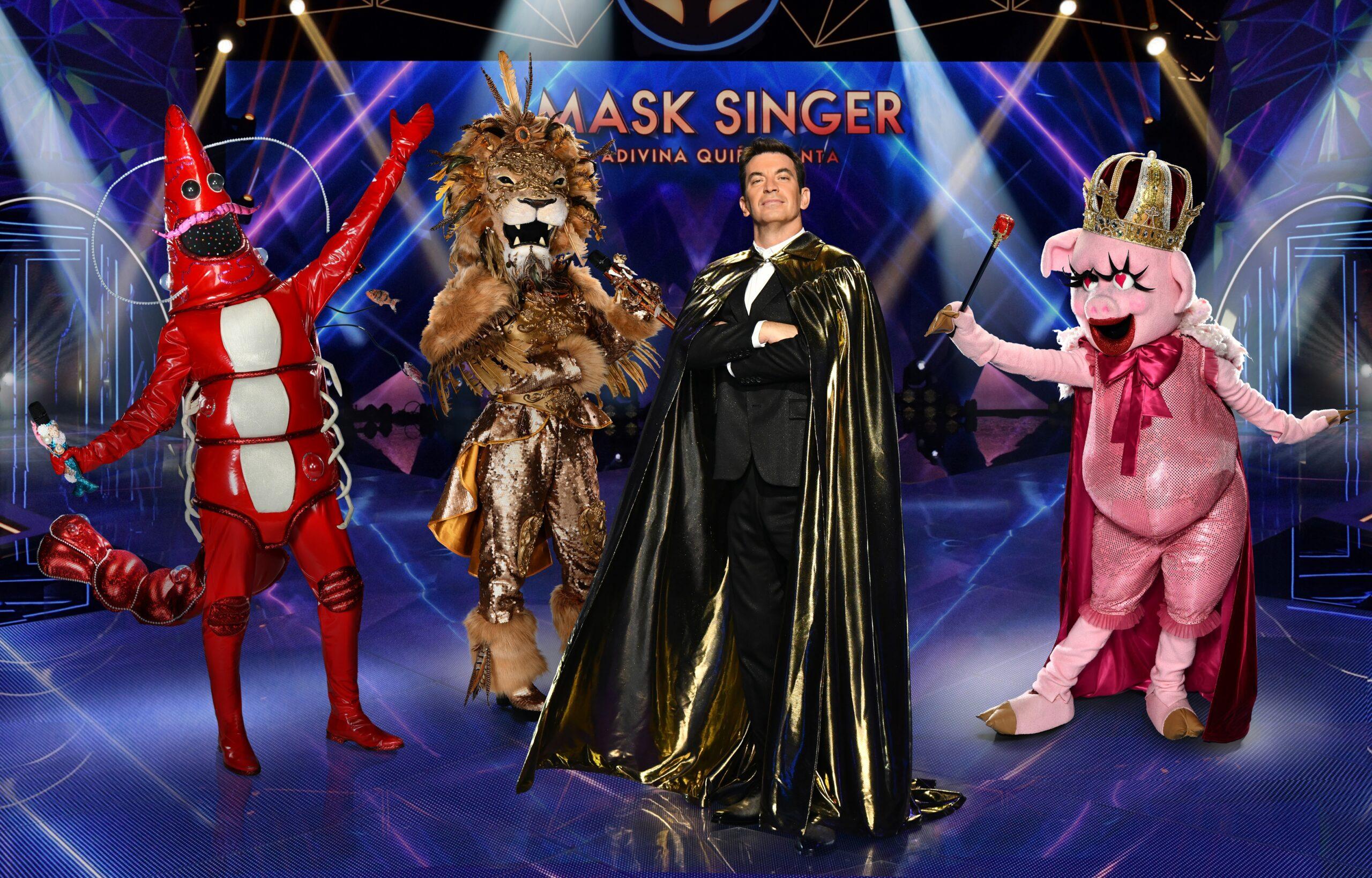 Estreno de Mask Singer en Antena3 con Arturo Valls