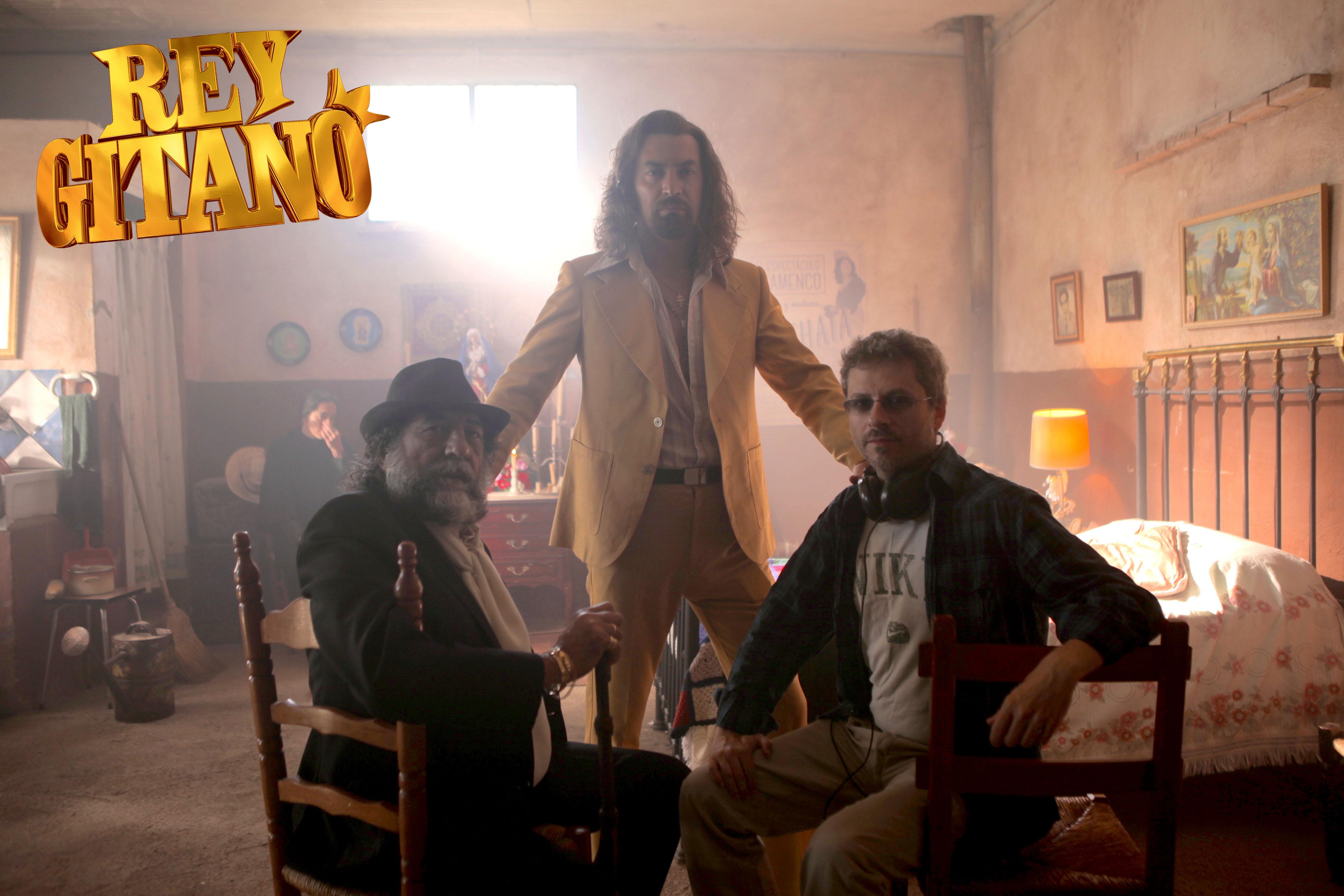 'Rey gitano' de Juanma Bajo Ulloa se estrenará el 10 de julio en cines